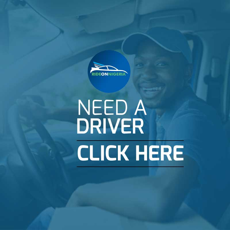 Hire A Driver in Lagos