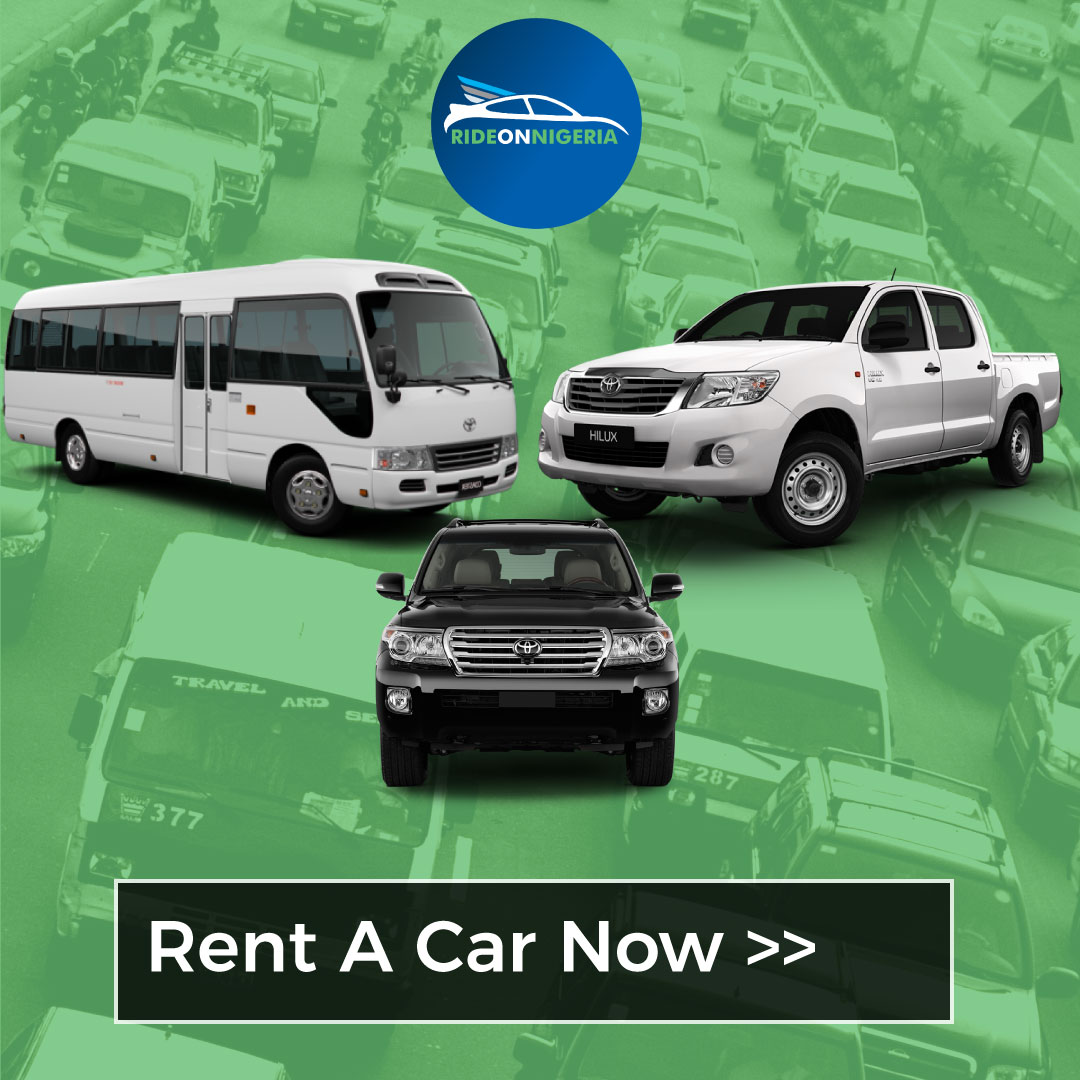 Rent a car in Lagos Nigeria
